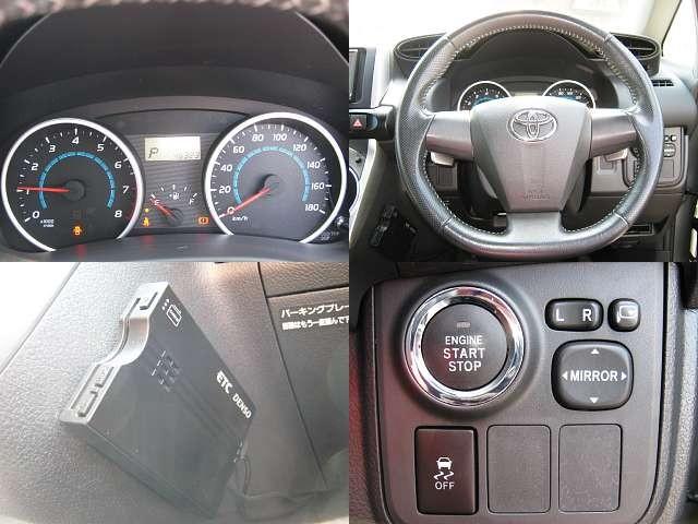 Used 2009 CVT Toyota Wish DBA-ZGE20W Image[5]
