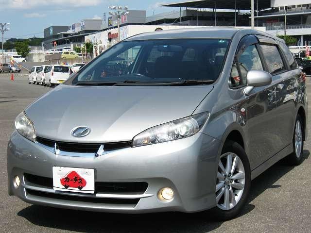 Used 2009 CVT Toyota Wish DBA-ZGE20W Image[9]