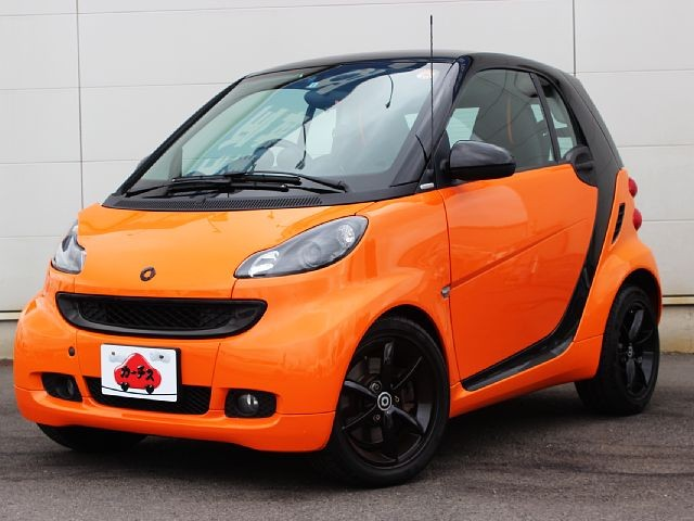 Used 2011 AT Smart fortwo CBA-451380