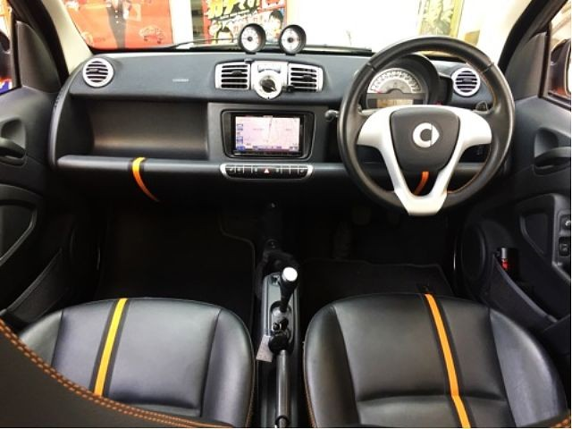 Used 2011 AT Smart fortwo CBA-451380 Image[1]
