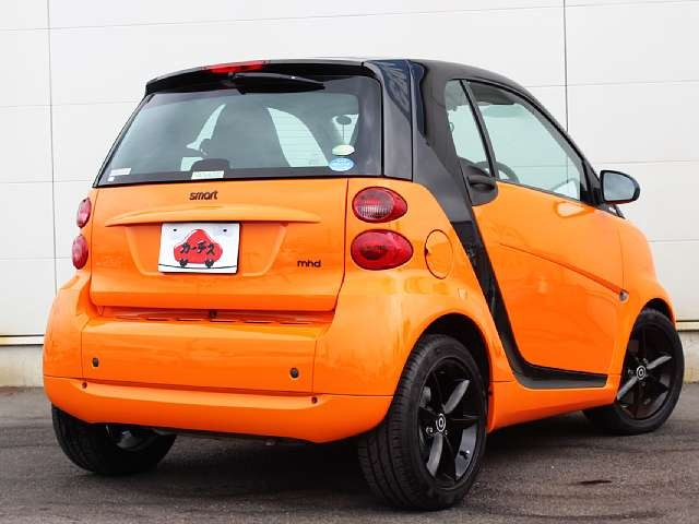 Used 2011 AT Smart fortwo CBA-451380 Image[2]