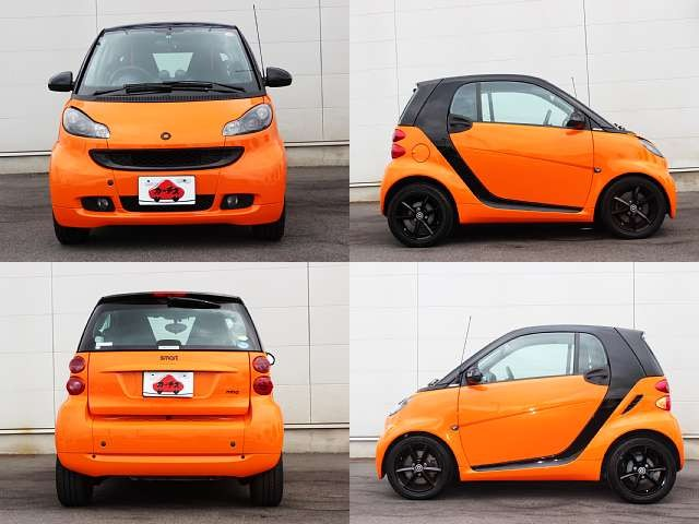 Used 2011 AT Smart fortwo CBA-451380 Image[4]