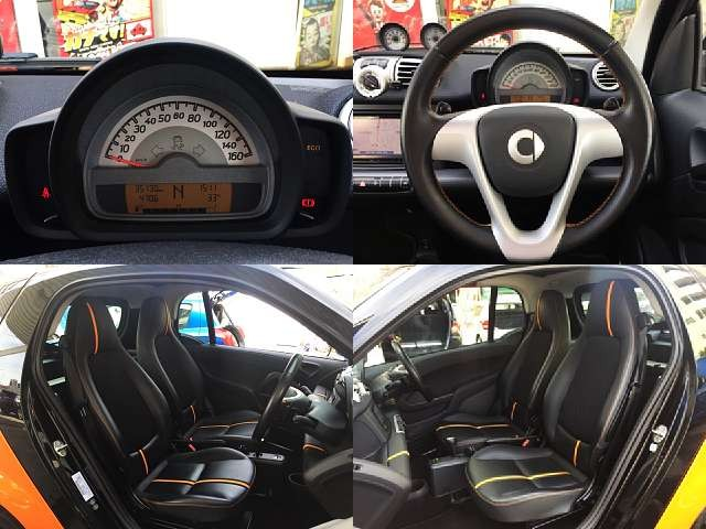 Used 2011 AT Smart fortwo CBA-451380 Image[7]