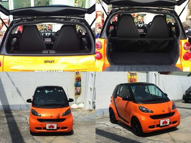 Used 2011 AT Smart fortwo CBA-451380 Image[8]