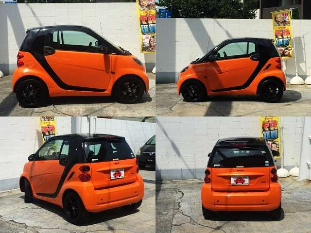 Used 2011 AT Smart fortwo CBA-451380 Image[9]