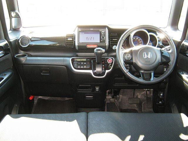 Used 2013 CVT Honda N BOX DBA-JF1 Image[1]
