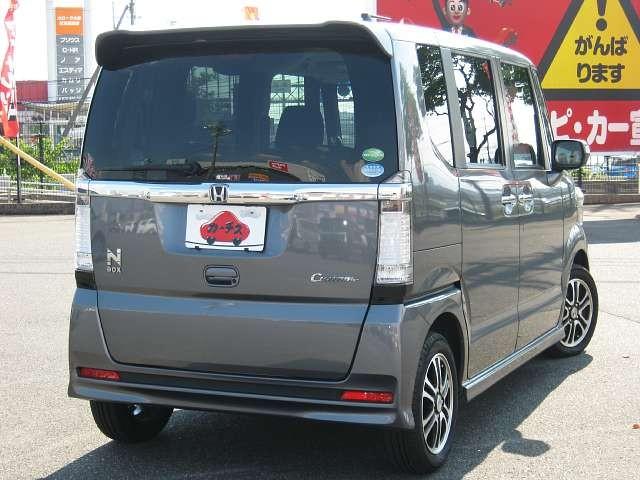 Used 2013 CVT Honda N BOX DBA-JF1 Image[2]