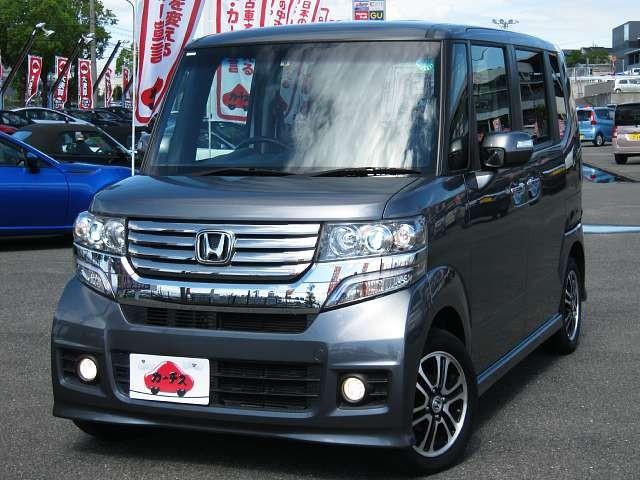 Used 2013 CVT Honda N BOX DBA-JF1 Image[9]