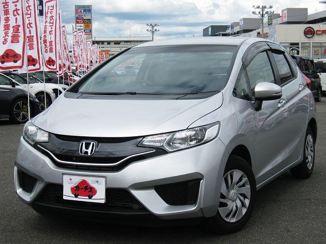 Used 2013 CVT Honda Fit DBA-GK3