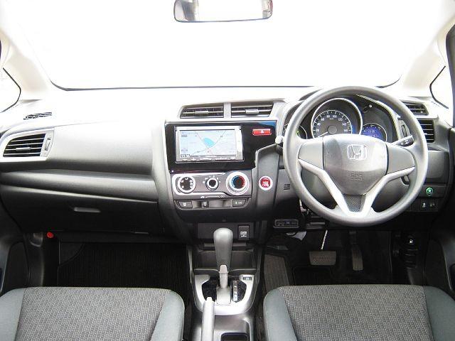 Used 2013 CVT Honda Fit DBA-GK3 Image[1]