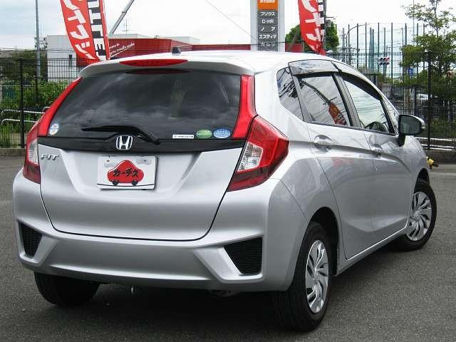Used 2013 CVT Honda Fit DBA-GK3 Image[2]