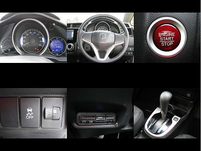 Used 2013 CVT Honda Fit DBA-GK3 Image[5]