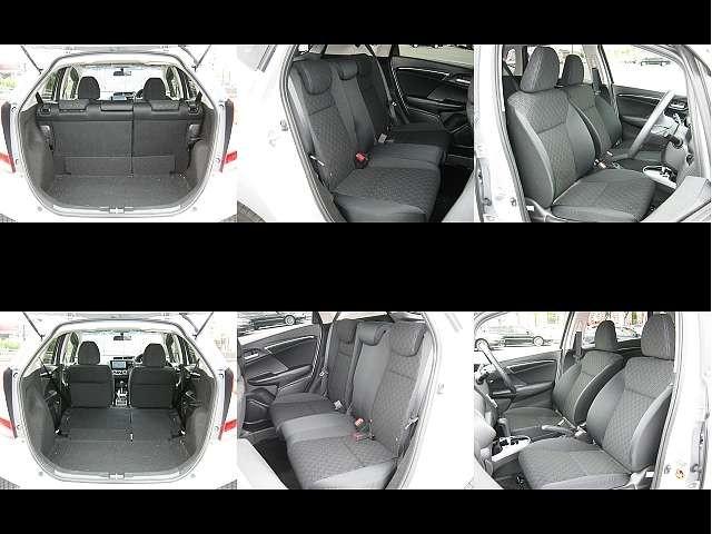 Used 2013 CVT Honda Fit DBA-GK3 Image[6]