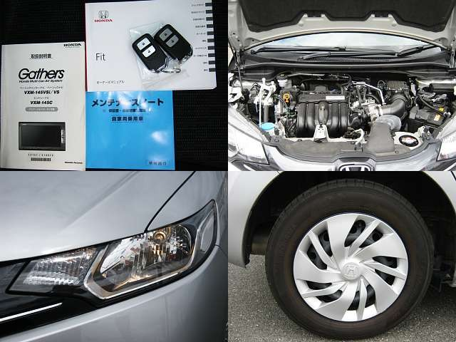 Used 2013 CVT Honda Fit DBA-GK3 Image[7]