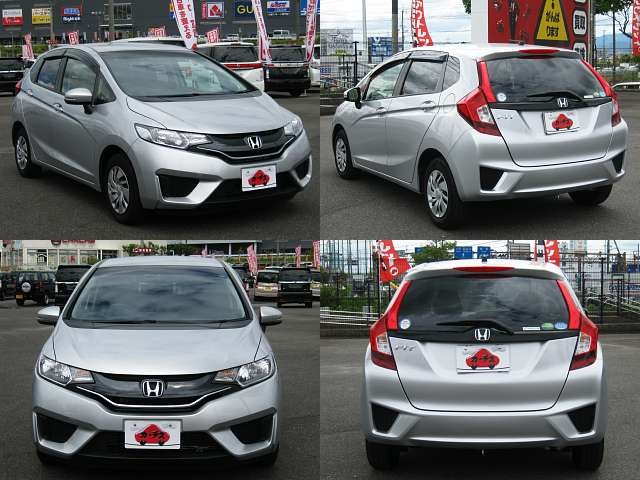 Used 2013 CVT Honda Fit DBA-GK3 Image[8]