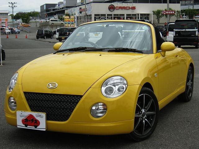 Used 2009 MT Daihatsu Copen ABA-L880K