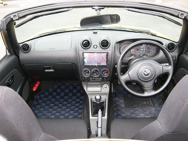 Used 2009 MT Daihatsu Copen ABA-L880K Image[1]