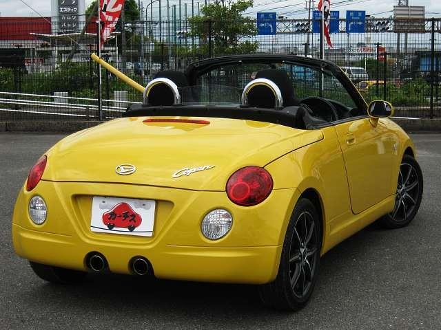 Used 2009 MT Daihatsu Copen ABA-L880K Image[2]