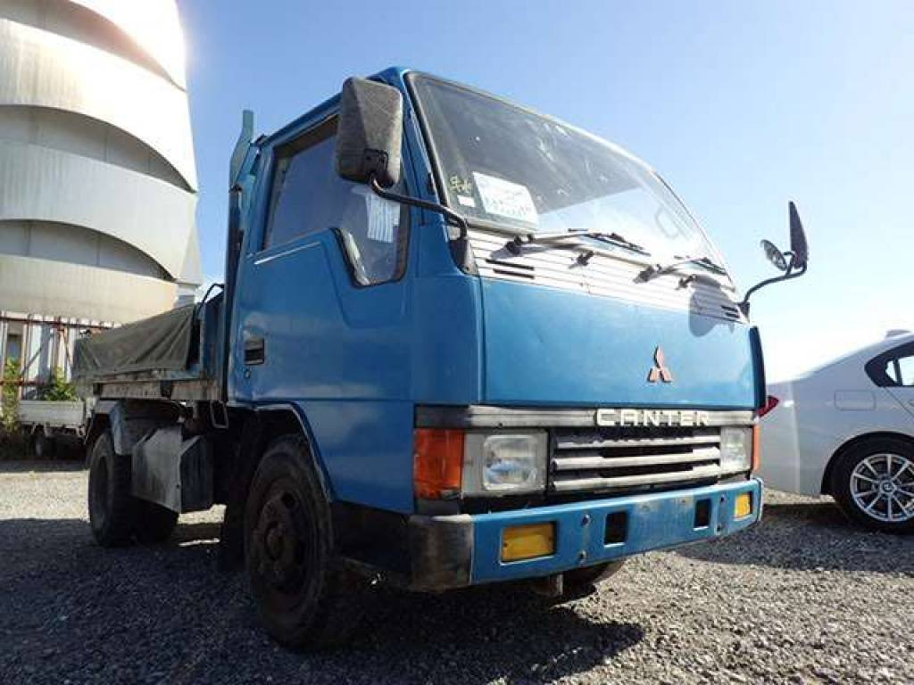 Used 1988 MT Mitsubishi Canter FE315BD-427699 Image[1]