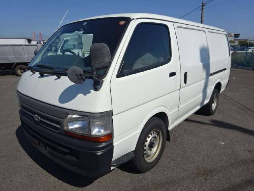 Used 1999 MT Toyota Hiace Van RZH112V Image[1]
