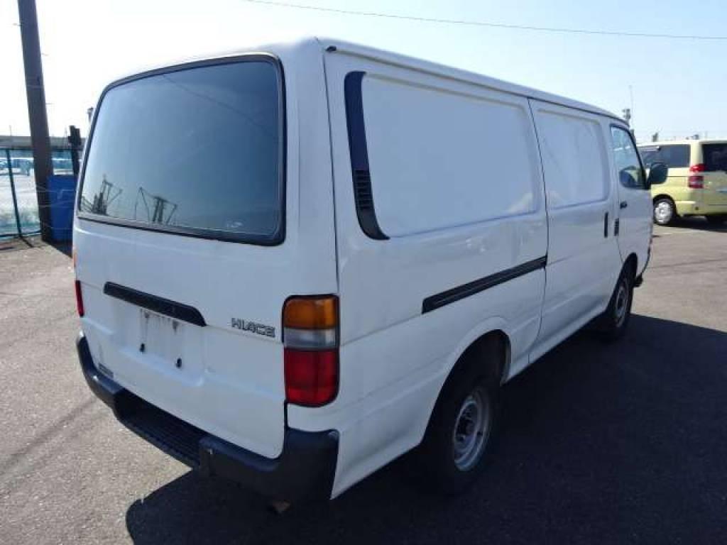 Used 1999 MT Toyota Hiace Van RZH112V Image[3]