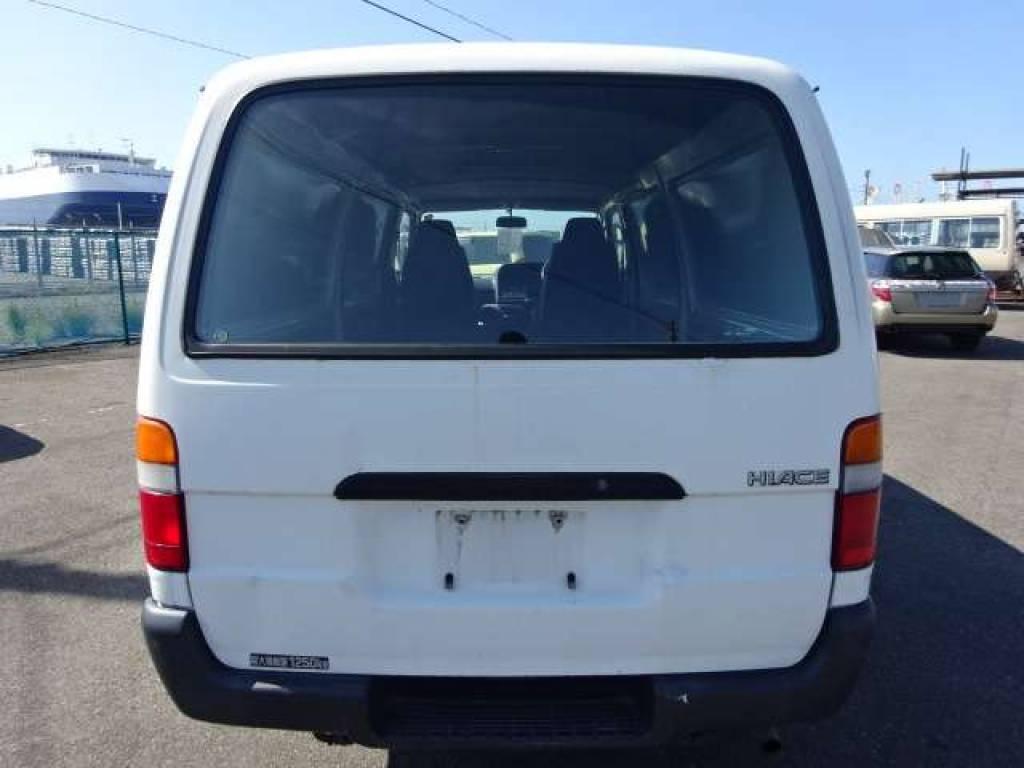Used 1999 MT Toyota Hiace Van RZH112V Image[4]