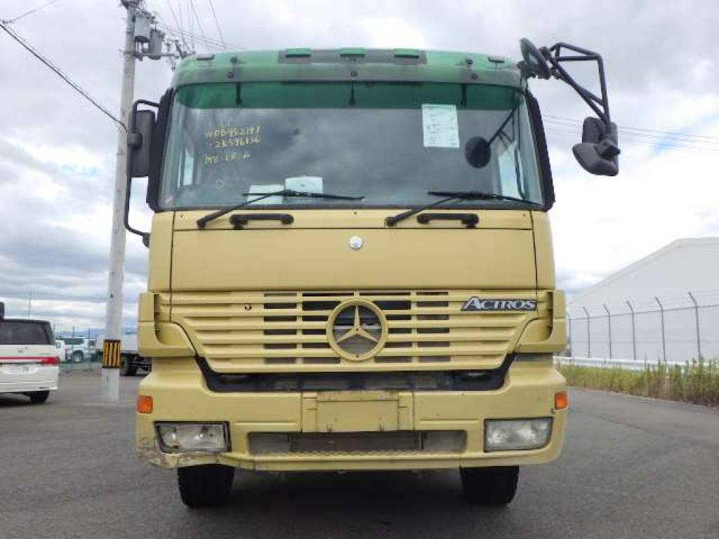 Used 2004  Mercedes Benz ACTROS フメイ Image[2]