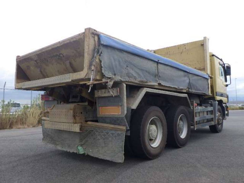 Used 2004  Mercedes Benz ACTROS フメイ Image[31]