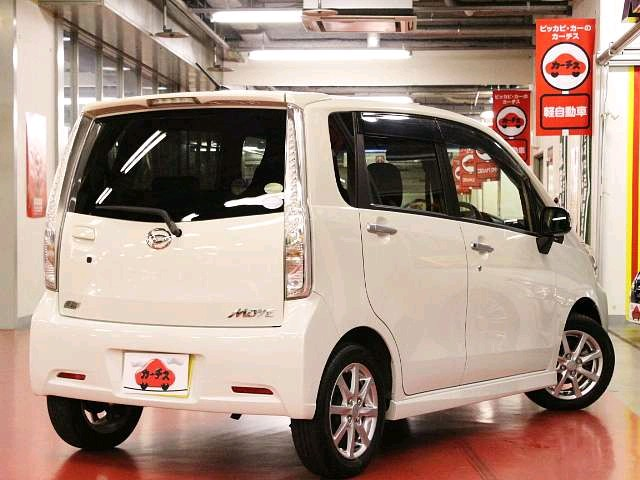 Used 2013 CVT Daihatsu Move DBA-LA100S Image[2]