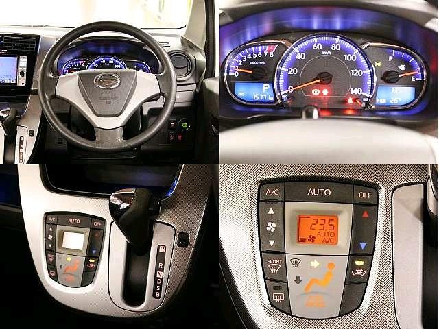 Used 2013 CVT Daihatsu Move DBA-LA100S Image[4]