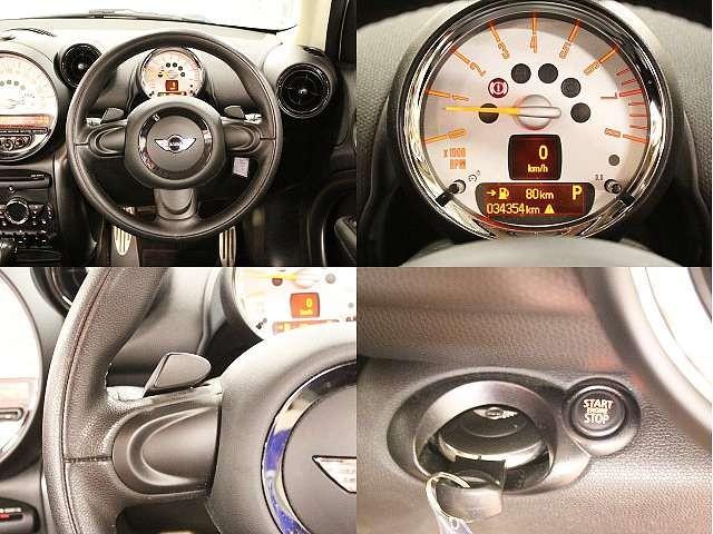 Used 2014 AT BMW MINI DBA-ZC16 Image[4]