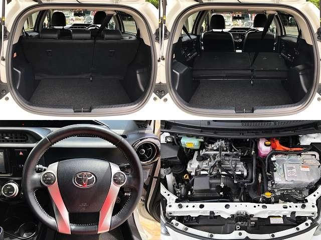 Used 2015 AT Toyota Aqua DAA-NHP10 Image[8]