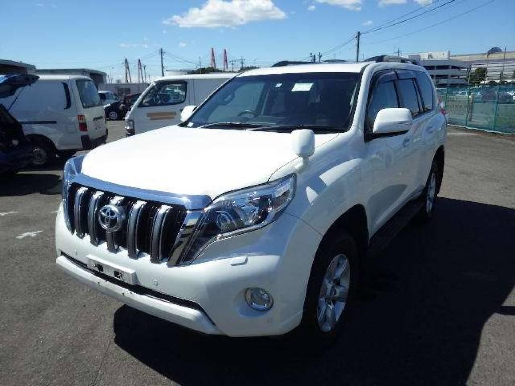 Used 2014 AT Toyota Land Cruiser Prado TRJ150W Image[1]