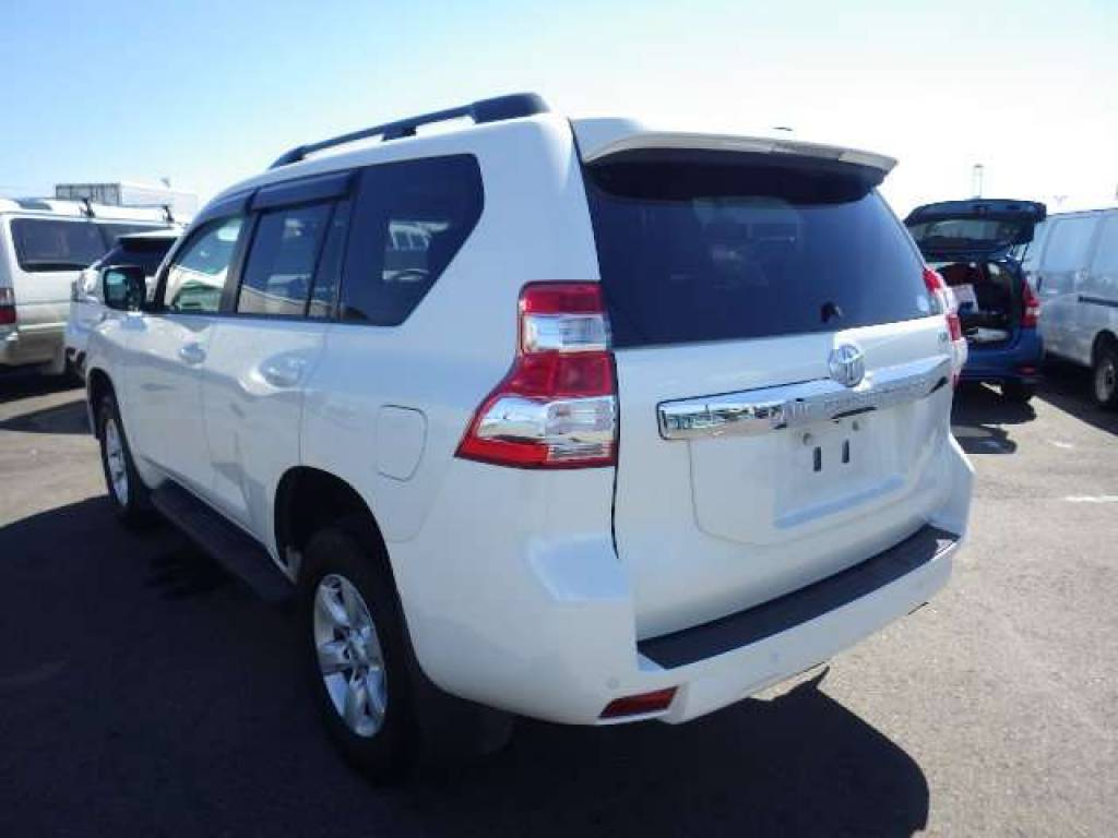 Used 2014 AT Toyota Land Cruiser Prado TRJ150W Image[3]