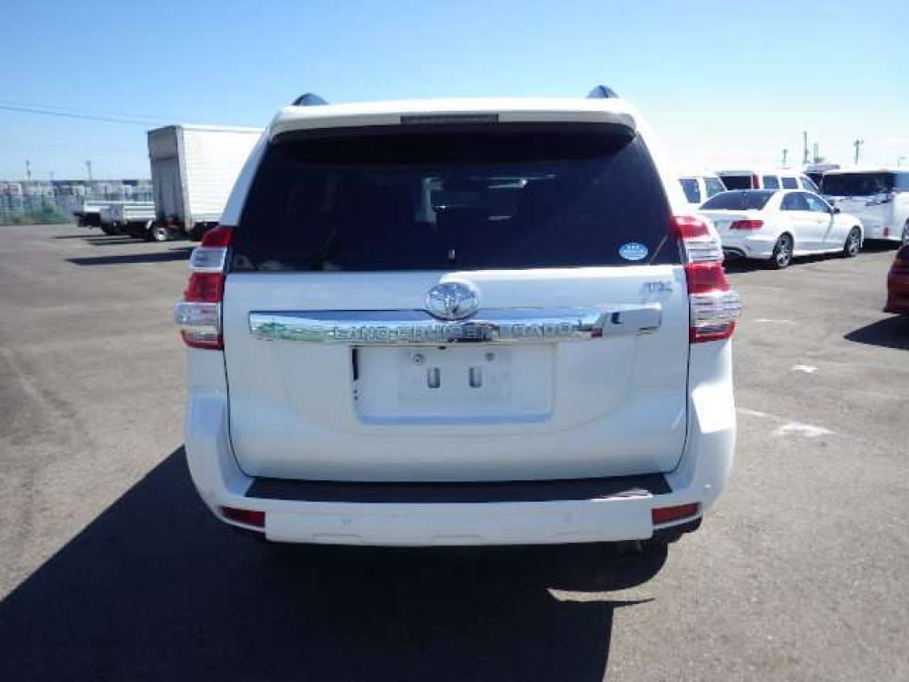 Used 2014 AT Toyota Land Cruiser Prado TRJ150W Image[5]