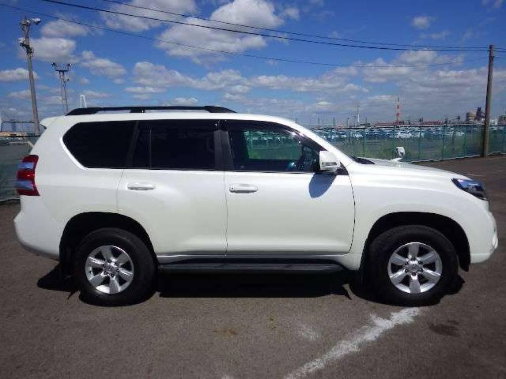 Used 2014 AT Toyota Land Cruiser Prado TRJ150W Image[6]