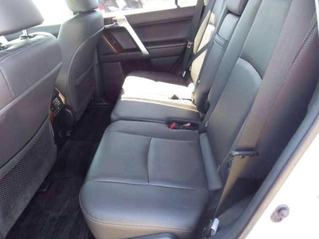 Used 2014 AT Toyota Land Cruiser Prado TRJ150W Image[11]
