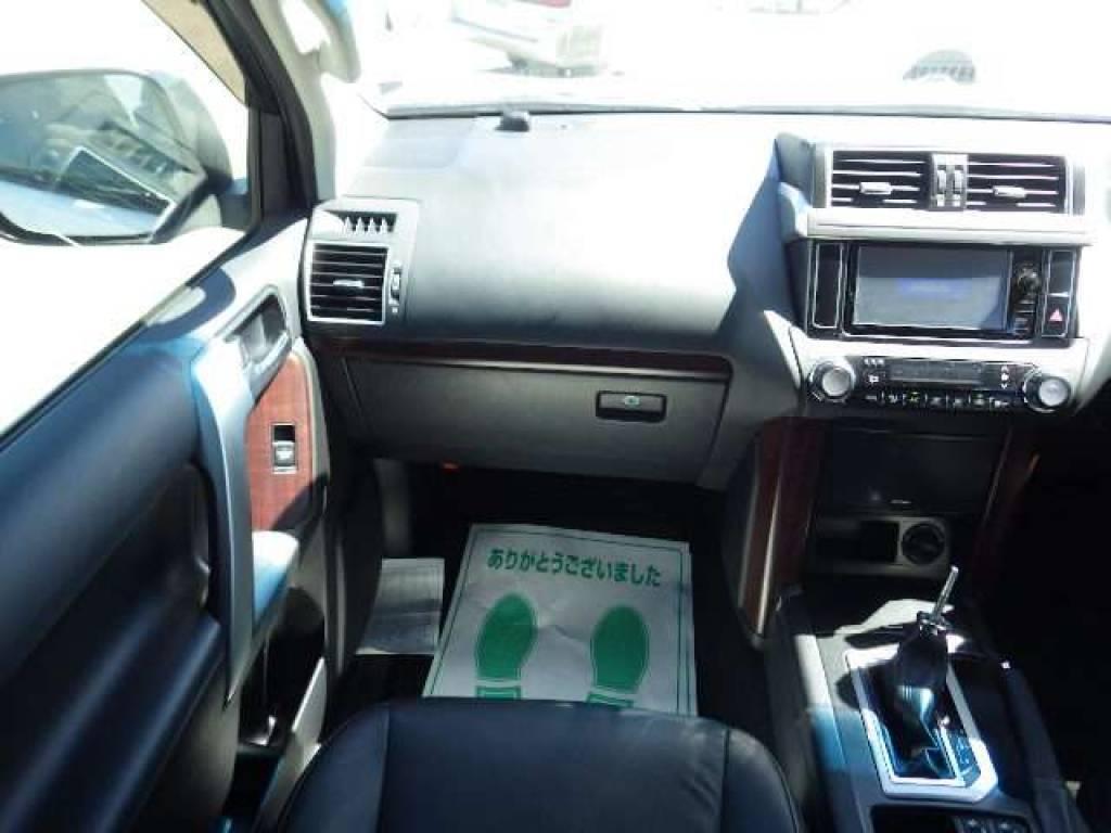 Used 2014 AT Toyota Land Cruiser Prado TRJ150W Image[15]