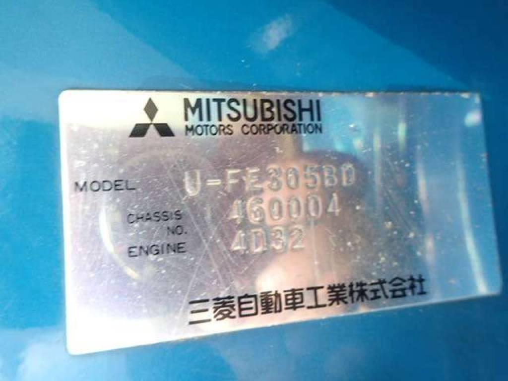 Used 1991 MT Mitsubishi Canter FE305BD Image[5]