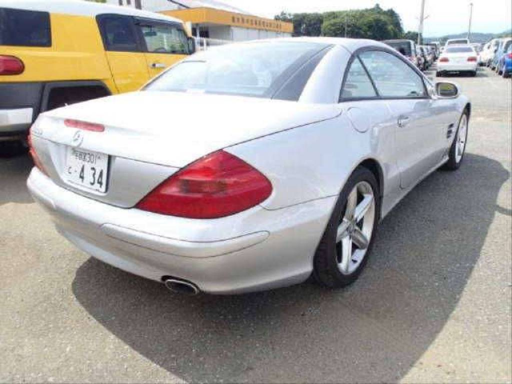 Used 2002 AT Mercedes Benz SL-Class 230475 Image[1]