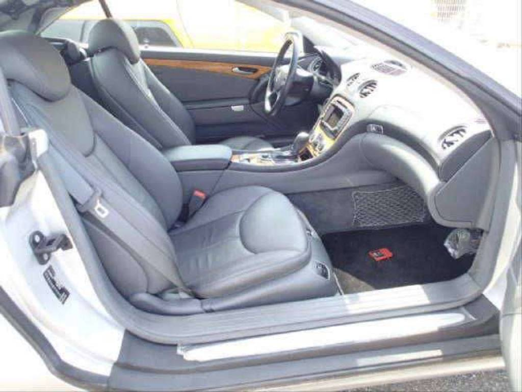 Used 2002 AT Mercedes Benz SL-Class 230475 Image[2]