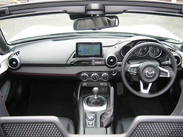 Used 2017 MT Mazda Roadster DBA-ND5RC Image[1]