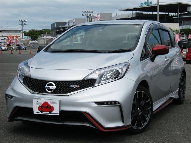 Used 2016 MT Nissan Note DBA-E12改
