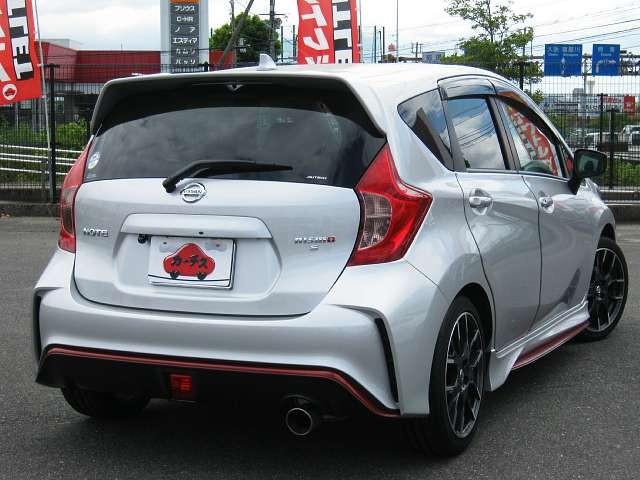 Used 2016 MT Nissan Note DBA-E12改 Image[2]
