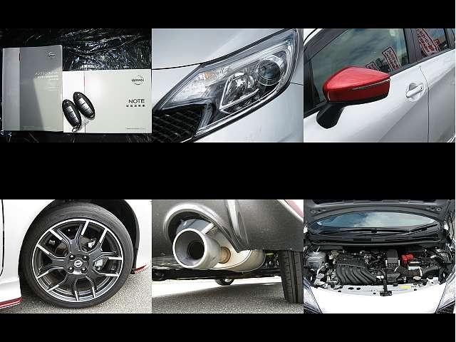 Used 2016 MT Nissan Note DBA-E12改 Image[7]