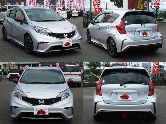 Used 2016 MT Nissan Note DBA-E12改 Image[8]