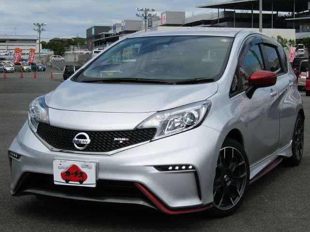 Used 2016 MT Nissan Note DBA-E12改 Image[9]