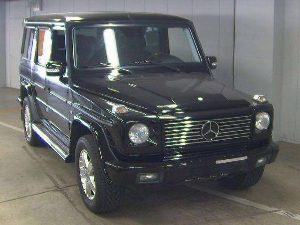 Used 2005 AT Mercedes Benz G-Class 463248
