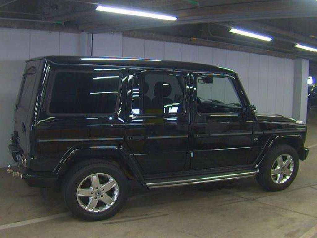 Used 2005 AT Mercedes Benz G-Class 463248 Image[1]