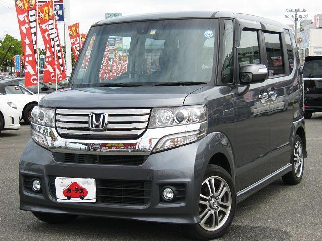 Used 2014 CVT Honda N BOX DBA-JF1